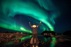 Aurora Borealis Bø i Vesterålen